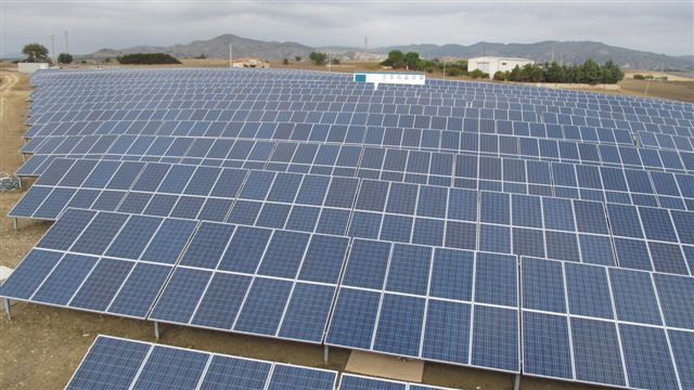 Centrale Fotovoltaica 6