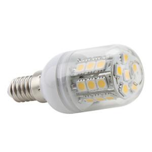 Lampadina a pannocchia led luce bianca calda e14 27x5050 for Lampada led e14